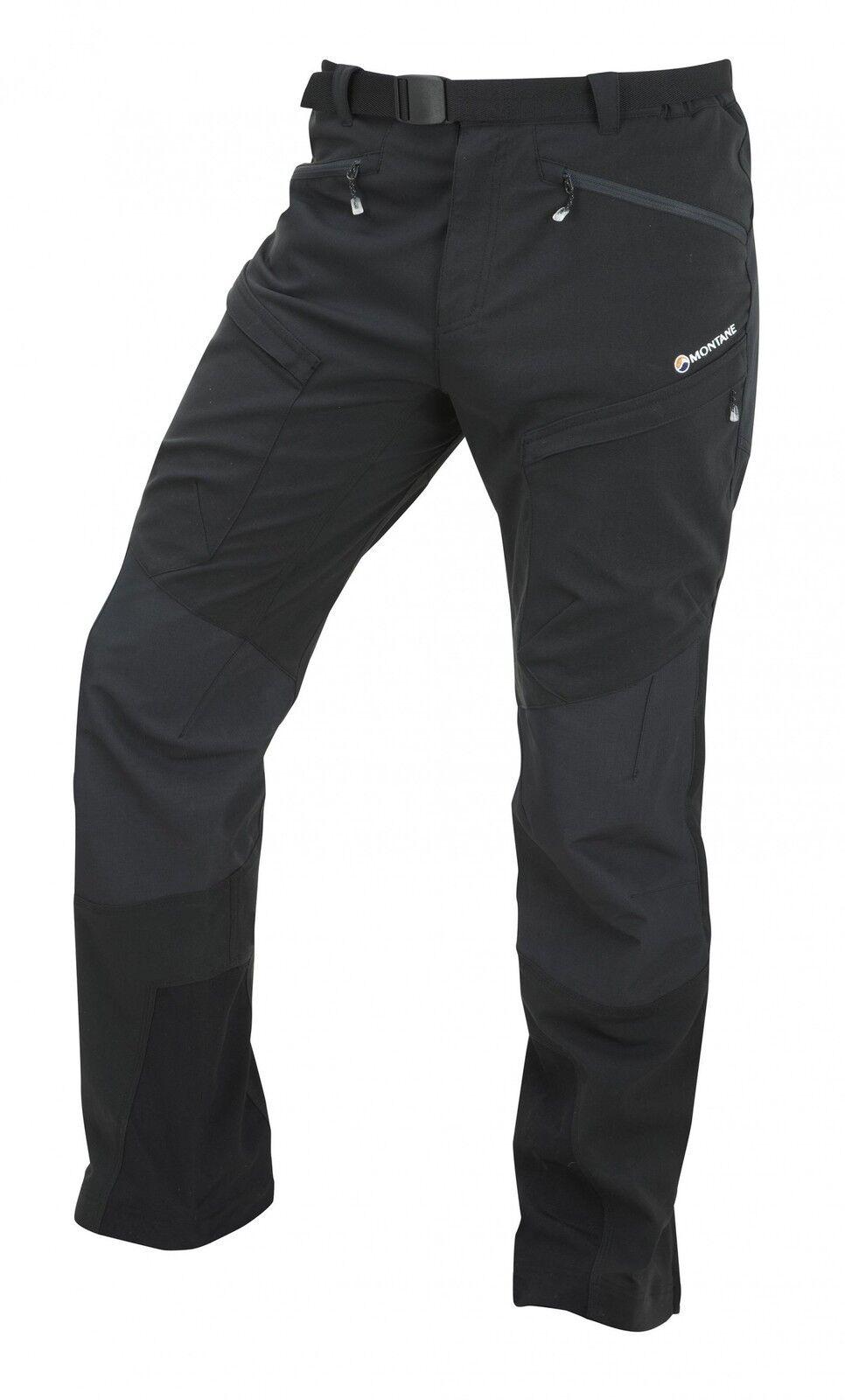 Montane Super Terra Pants Men, Berghose für Herren, Softshell  | Verschiedene aktuelle Designs