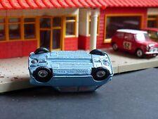 Corgi Toys 226 Morris 'Mini-Cooper' error! pale blue with red interior