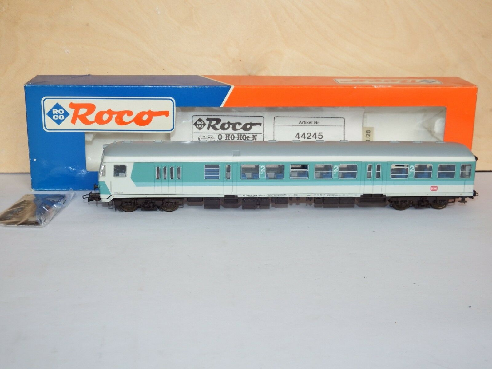 H0 Roco 44245 Transport Control Car 2 KL OVP 8650