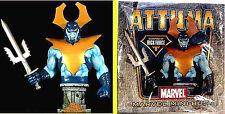 Bowen Marvel Comics FF4  Namor Attuma  Bust Statue New From 2006