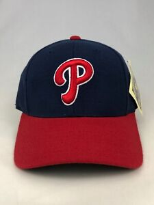 best loved c3853 e25b5 Image is loading  PHILADELPHIA-PHILLIES-RETRO-1949-COOPERSTOWN-AMERICAN-NEEDLE-FITTED-