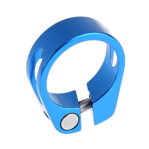 Sattelklemme 34.9mm Aluminium Sattelschelle Seatclamp 6 Farben
