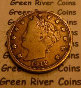 1912 Liberty Head Nickel  #PH12 better grade