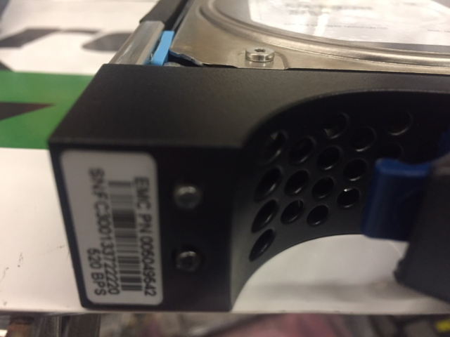 "EMC CX-SA07-010 1TB 7.2K 4Gbps 3.5/"" FC Hard Drive HDD"