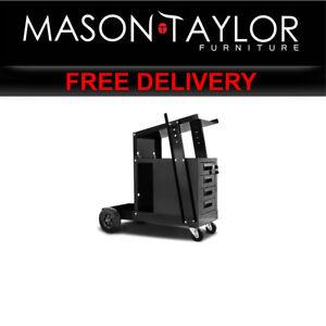 Mason-Taylor-Welder-Cart-Welding-Trolley-Black-TB-WT-BK