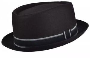 6 great designs Quality Fashion Pork Pie Trilby Hats