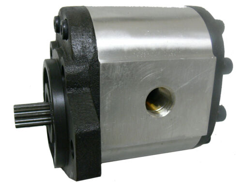 Hydraulic Gear Pump Group 3.. 46 cm3 up to 200bar 41 litres per 1000 rpm
