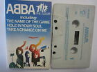 ABBA THE ALBUM UK RELEASE CASSETTE TAPE PY