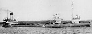 1-700-S-S-John-Ericsson-Whaleback-Great-Lakes-Freighter-Resin-Model-Kit