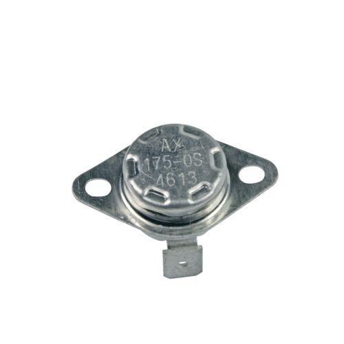 Thermostat Temperaturbegrenzer Öffner Klixon 175° Trockner wie Miele 5432490