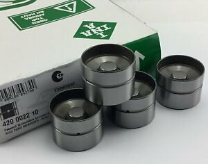 10X GENUINE HYDRAULIC TAPPET LIFTERS VW TRANSPORTER T4 2.4D 2.5i TDI 1990-2003