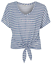 New-Ladies-Ex-George-Plus-Size-Tie-Knot-V-Neck-Front-Linen-Look-Top-Blouse thumbnail 4