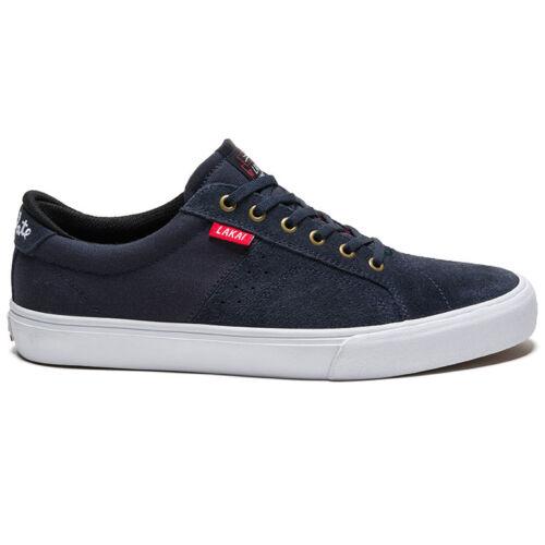 Lakai Flaco Stevie Perez Midnight Suede Men's Skateboard Shoes sneakers Trainers