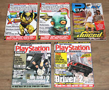 Games Magazin Ausgabe Powestation Das Offizielle Playstation Play Games