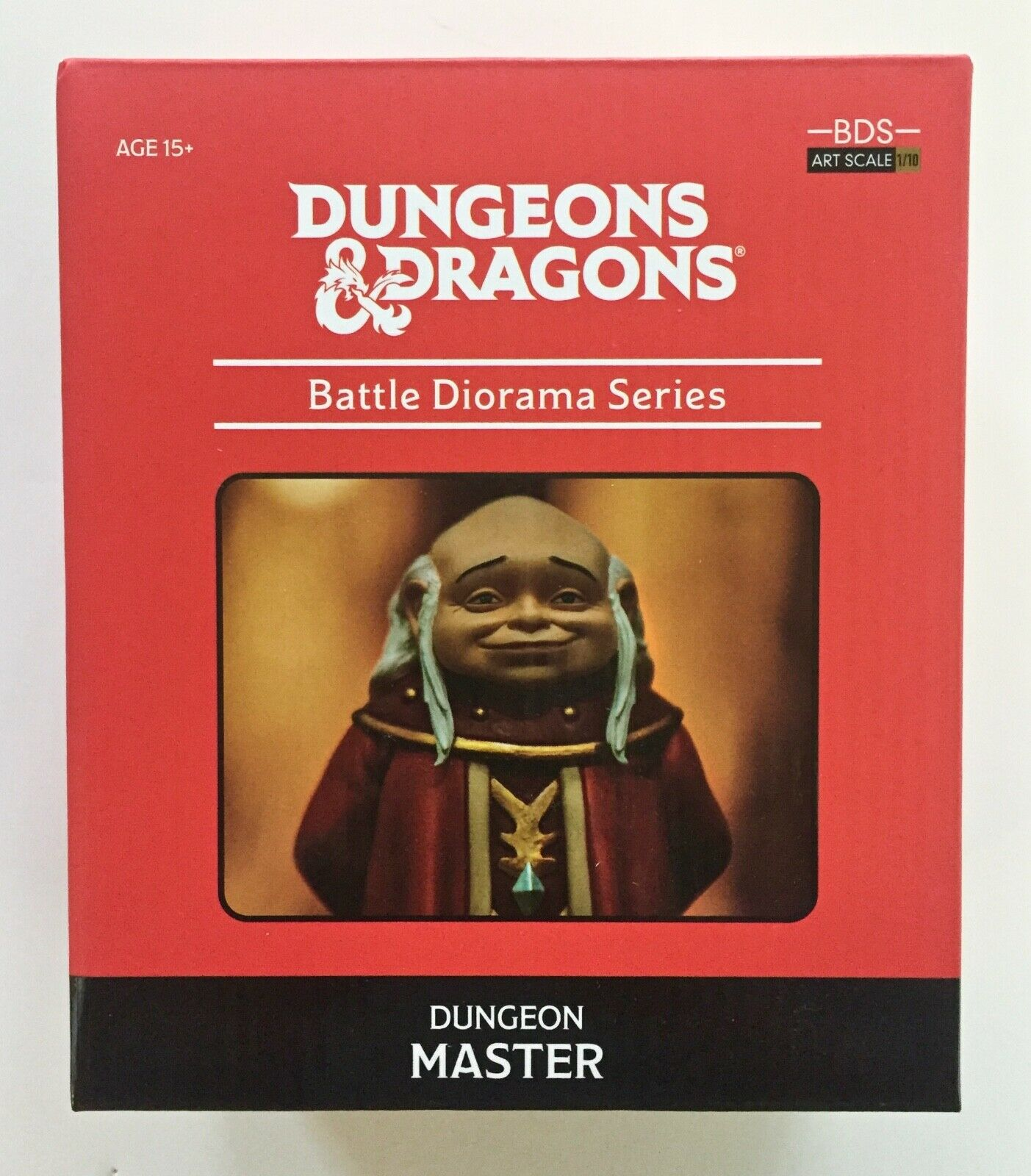 Dungeons & Dragons Dungeon Master Iron Studios BDS Art Scale 1/10 Statue Figure on eBay thumbnail