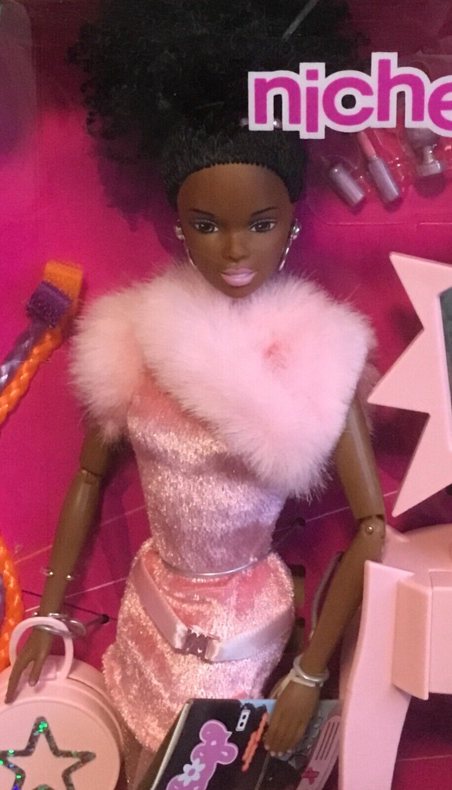 1999 Generation Girl Dance Party Nichelle doll NRFB