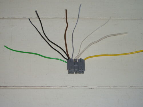 Renault Kangoo mk1 Enchufe Telar de cableado de control del calentador de reparación de 1997 a 2003