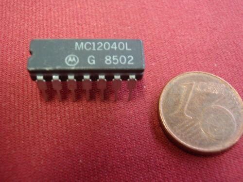 IC BAUSTEIN MC12040L                                                23751-180