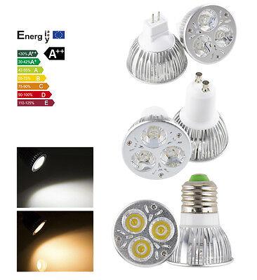 Magic High Power 9W 12W 15W LED Light E27 GU10 MR16 Globe Bulb Spot Lamp
