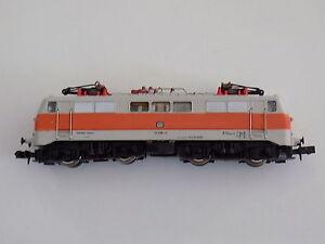 Loco Électrique E111 De La Db Arnold Echelle N