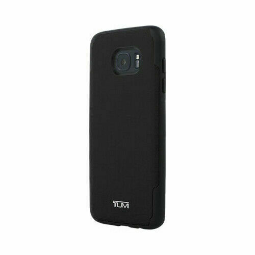 Oem Tumi Coated Canvas Co Mold Black Case For Samsung Galaxy S7 Edge For Sale Online Ebay