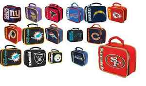 4b90f53f Details about NFL The Northwest Company Sacked Lunch Bag