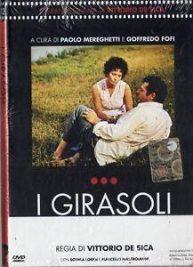 DVD-I-Girasolii-Il-grande-cinema-di-Vittorio-De-Sica-n-12-della-collana-Sigillat