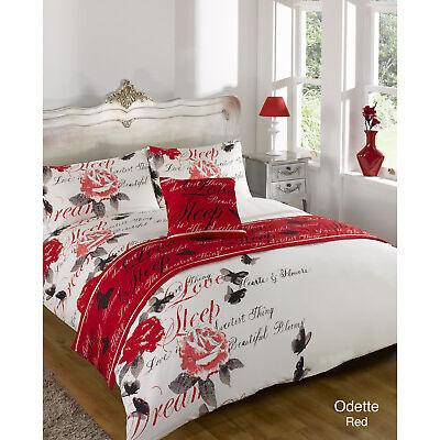 Dreamscene Duvet Quilt Cover Pillowcase Bed in a Bag Runner Cushion Bedding Set