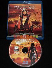 RESIDENT EVIL EXTINCTION Blu Ray Italiano ••••• USATO