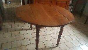 Table de salle a manger ancienne