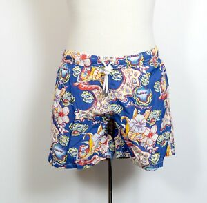 d930447828 HARTFORD men's swim trunks XL Aloha Print New Retail $175 | eBay