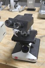 Leitz Laborlux Microscope With Periplan 10x18 Loaded