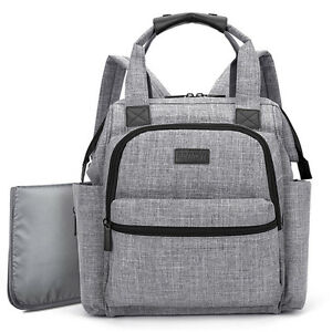 New Mens Women Fashion Baby Diaper Nappy Changing Backpack Mummy Bag Handbags