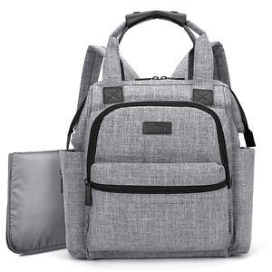 New Waterproof Baby Diaper Nappy Backpack Mummy Bag Handbag Large capacity Bags