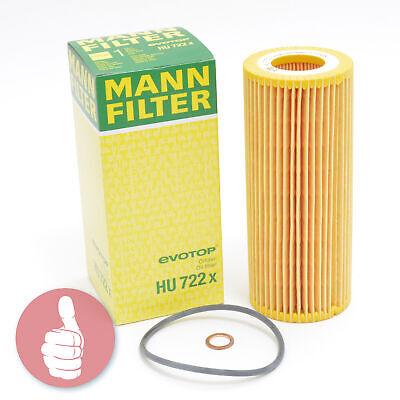 MANN Ölfilter Luftfilter Pollenfilter BMW 3er E46 320d 150PS 110KW