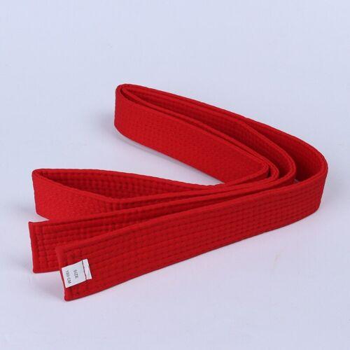 Cinturon de Taekwondo Judo Karate Artes Marcial Blanco Negro Rojo Azul Amarillo
