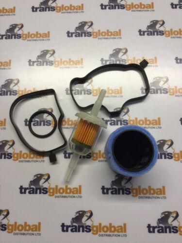 ROVER 75 2.0 TD CRANK CASE BREATHER /& turbo sfiato filtro-bearmach