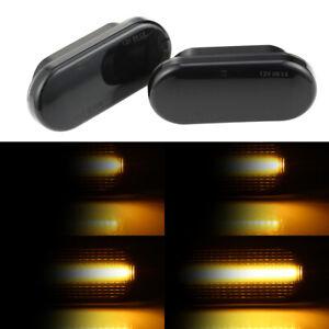 DYNAMISCHE-LED-SEITENBLINKER-BLINKER-FUR-VW-T5-GOLF-3-4-PASSAT-LUPO-SEAT-LEON