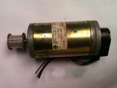 1pcs Buhler 1.13.044.220 DC18V HEDS-5500 DC Motor #V03-N