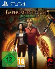 Playstation 4 Baphomets Fluch 5 Premium Edition NEU