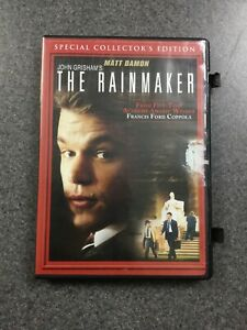 The-Rainmaker-DVD-2007-Collectors-Edition-Widescreen