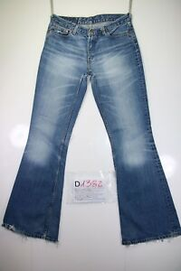 Levi-039-s-544-Flare-Bootcut-Cod-D1382-Size-44-W30-L34-jeans-used-High-Waist