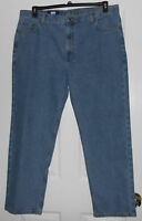 Member's Mark Medium Wash Relaxed Fit Denim Jeans Size 42-30