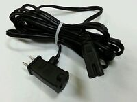 12ft : Philips Lcd/led Tv Double Plug Power Ac Cable Cord(d051-2