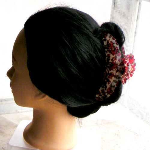 Large Flower hair Jaw Claw Clips Hair Accessory STS01701