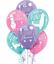 Llama-Fun-Latex-Balloons-Birthday-Decoration-Party-Favor-Supplies-12ct-Alpaca miniatuur 2