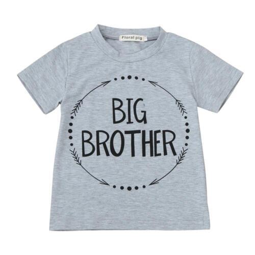 Boys /'Big Brother/' T-Shirt Kids