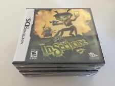 Insecticide (Nintendo DS, 2008)