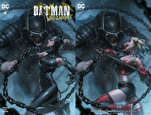 Batman-Who-Laughs-4-DC-Jeehyung-Lee-Catwoman-Harley-Quinn-Trade-Virgin-2-Variant