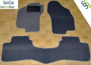 FIAT BRAVA TAPPETI tappetini AUTO SU MISURA 4 block